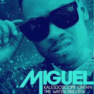 Miguel To Release Sophomore Album 'Kaleidoscope Dream' On October 2nd 2012