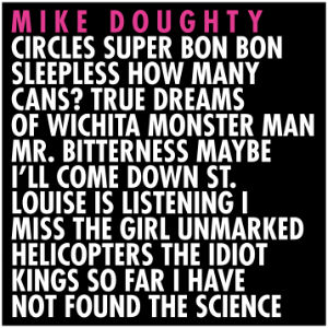 Mike Doughty Releases Album 'Circles Super Bon Bon...' On 25th November 2013