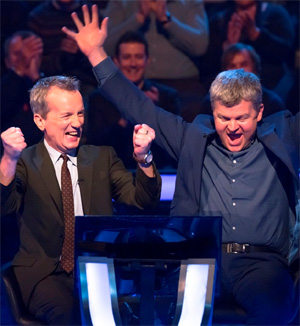 Who Wants To Be A Millionaire? Chris's Final Answer! Last Ever Episode Tuesday 4th February 2014