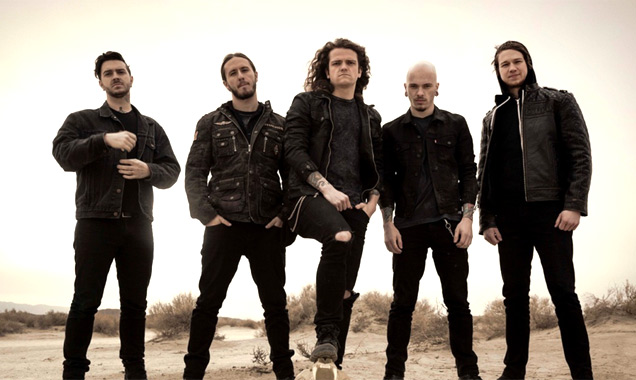 Miss May I Release New Album 'Rise Of The Lion' On 28th April 2014