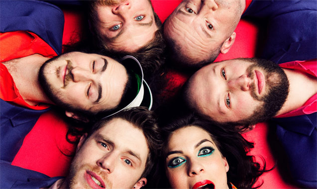 Molotov Jukebox Release New Album 'Carnival Flower' In The UK On The On 28th April 2014