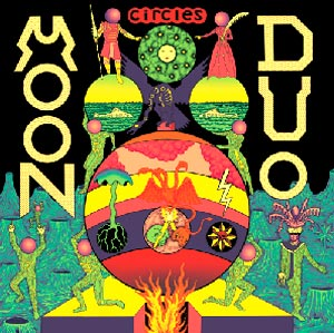 Moon Duo Announce New Album 'Circles' Out October 1st 2012