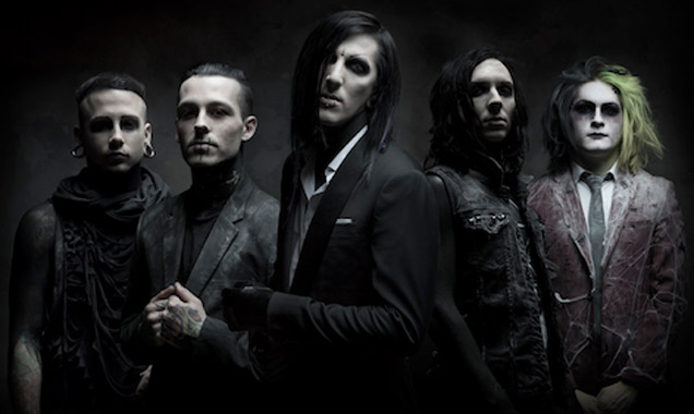 Motionless In White Set To Release Brand New Album 'Reincarnate' Sept 15th 2014