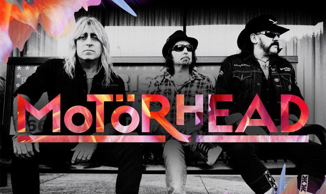 Motorhead Announced For Way Out West 2014