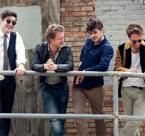 Mumford And Sons June Tour Details With Support From The Vaccines, Willy Mason And Michael Kiwanuka Plus More Guests