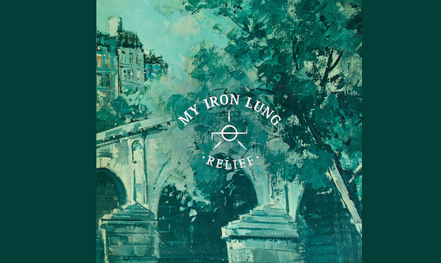 My Iron Lung Announces New Album 'Relief' Out In The UK July 7th 2014