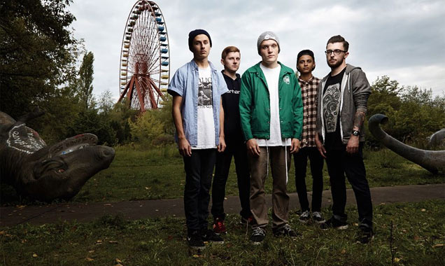 Neck Deep Announce Re-release Of 'Rain In July / A History Of Bad Decisions' Out In The UK June 16th, 2014