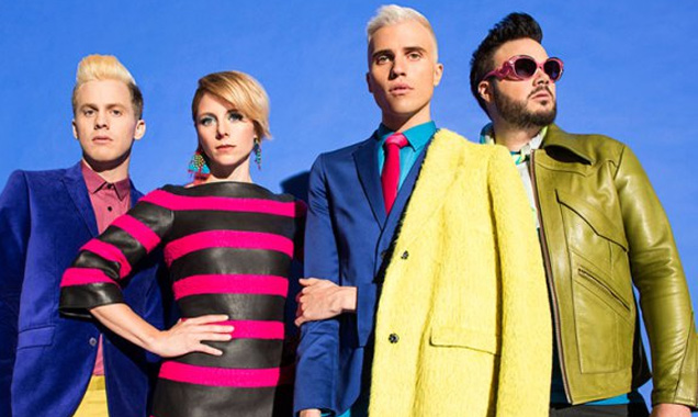 Neon Trees Score Their Highest-charting Album In The U.s - Pop Psychology Debuts In Top 10 Of The Billboard 200 UK Album Release Of Pop Psychology 14th July Through Virgin