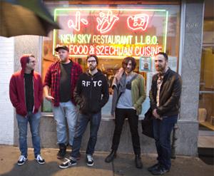 Neon Windbreaker Stream Ferocious New Ep 'Sky' [Listen]