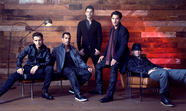 New Kids On The Block Announce May 2014 European Tour