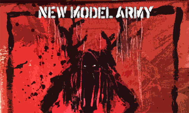 New Model Army Announce New Album 'Between Wine And Blood'  Plus  Stream New Track 'Guessing'  [Listen]