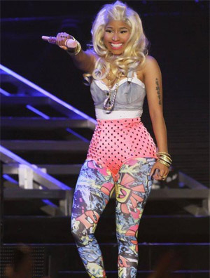 Nicki Minaj Announces 'Pink Friday Reloaded' UK 2012 Arena Tour