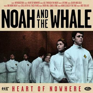Noah And The Whale Announce Treasure Hunt For New Album 'Heart Of Nowhere'
