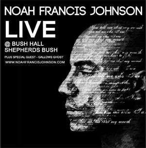 Noah Francis Johnson Announces Debut Album 'Life & Times' Released 24th February, 2014