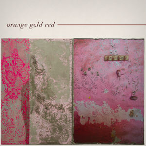 Orange Gold Red Premieres 'Ink, Figure Eights'