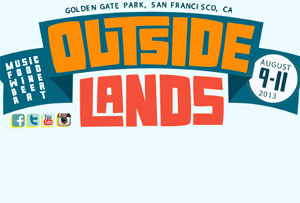 Outside Lands Music & Arts Festival Announces 2013 Lineup  Featuring Paul Mccartney, Red Hot Chili Peppers Plus Many More.