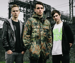 Paperplane Announce 'Rebuild' Ep Details Due Out 12th August 2013