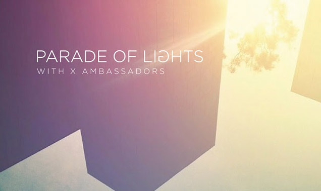 Parade Of Lights Announce 2014 Dates With X Ambassadors, Stream New Track 'Golden' [Listen]