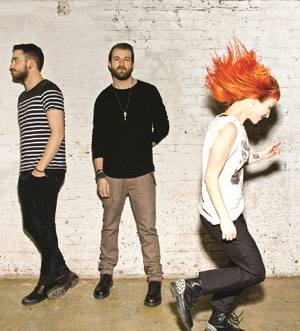 Paramore Announce Autumn  2013 UK Arena Tour