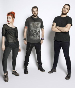 Listen To Paramore's New Single 'Now'