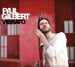 Paul Gilbert To Release New Album 'Vibrato' Out 15th October 2012