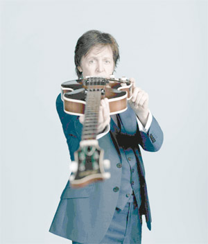 Paul Mccartney Hmv Signing Session Oxford Street Friday 18th October At 3pm