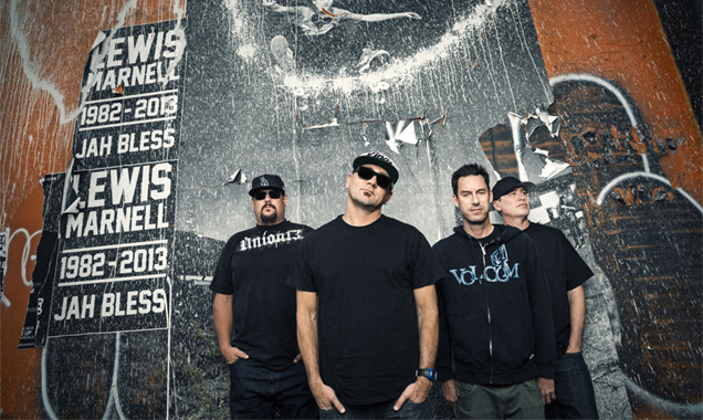 Pennywise To Release New Album 'Yesterdays' In The UK On July 14th 2014