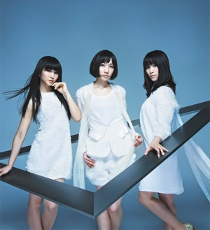 Perfume Announce London Show On The 5th July 2013