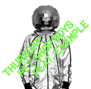 Pet Shop Boys Will Release Their New Single 'Thursday', Ft Example On November 4 2013