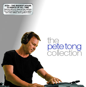 Pete Tong Announces 'The Pete Tong Collection' Released 4 November 2013