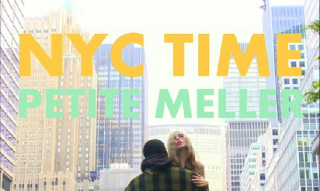 Petite Meller Announces New Single 'Nyc Time' [Listen]