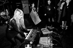 Pharmakon On Tour With Swans And Announce 2013 European And Us Tour Dates
