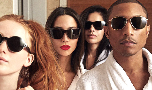 Pharrell Announces Autumn 2014 European 'Dear G I R L' Tour