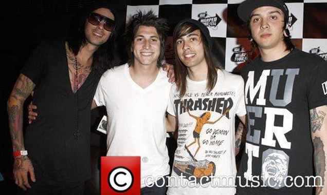 Pierce The Veil And Sleeping With Sirens Unite For 'The World Tour' Spring 2015