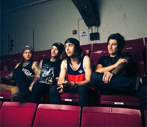 Pierce The Veil Release Cd,dvd 'Ths Is A Wasteland' 11th November 2013