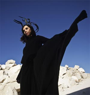 Pj Harvey Announces Details Of Eighth Studio Album 'Let England Shake'