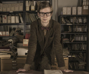 Public Service Broadcasting Announce November 2013 UK Tour