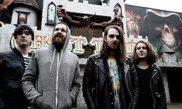 Pulled Apart By Horses Announce More UK Summer 2014 Live Dates