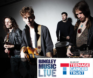 Razorlight Announced For Bingley Music Live 2012