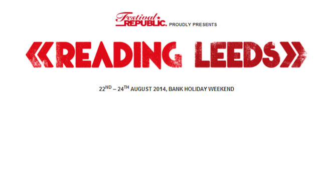 Reading And Leeds Festival 2014 Announce Arctic Monkeys To Headline Plus Many More Additions To The Bill