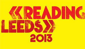Reading Festival 2013 Friday Day Tickets Sold Out!