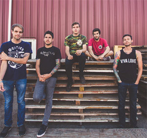 Real Friends Announces Full 2013 Autumn Us Tour With Pentimento, Mixtapes, Forever Came Calling