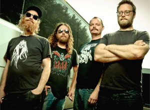 Red Fang Announce Third Album 'Whales And Leeches' Due Out This October 2013
