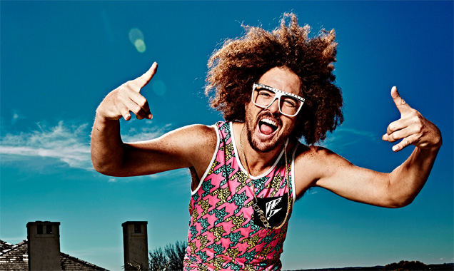 Redfoo Announces New Single New Thang D E C E M B E R  1 5 T H 2014