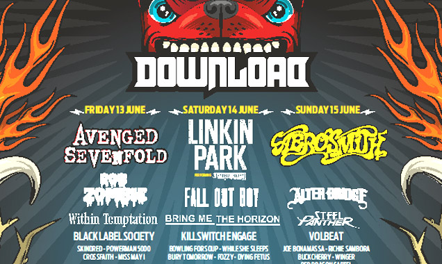 Richie Sambora Added To Download 2014 Bill