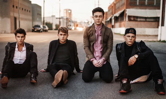 Rixton Release Debut 'Me And My Broken Heart' Ep On March 18th 2014 [Listen]
