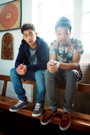 Rizzle Kicks Announce Pop Up Shops