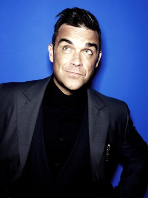 Robbie Williams Announces A European Stadium Tour For Summer 2013