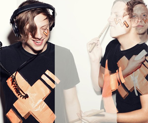 Robert Delong Announces Debut Album 'Just Movement' Released July 1st 2013