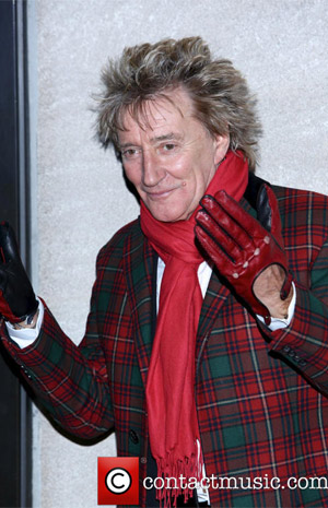 Rod Stewart Releases Album 'Time' On May 6th 2013